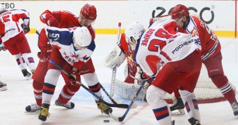 За «Ижсталь» будут играть два хоккеиста изСловакии