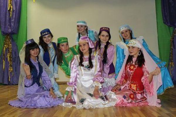 Татарские национальные конкурсы