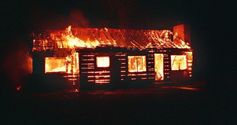 4 ребенка погибли напожаре вЧелябинской области