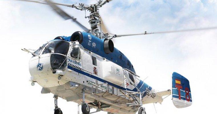 Турция планирует закупить еще 4-5 вертолетов Ка-32А11ВС