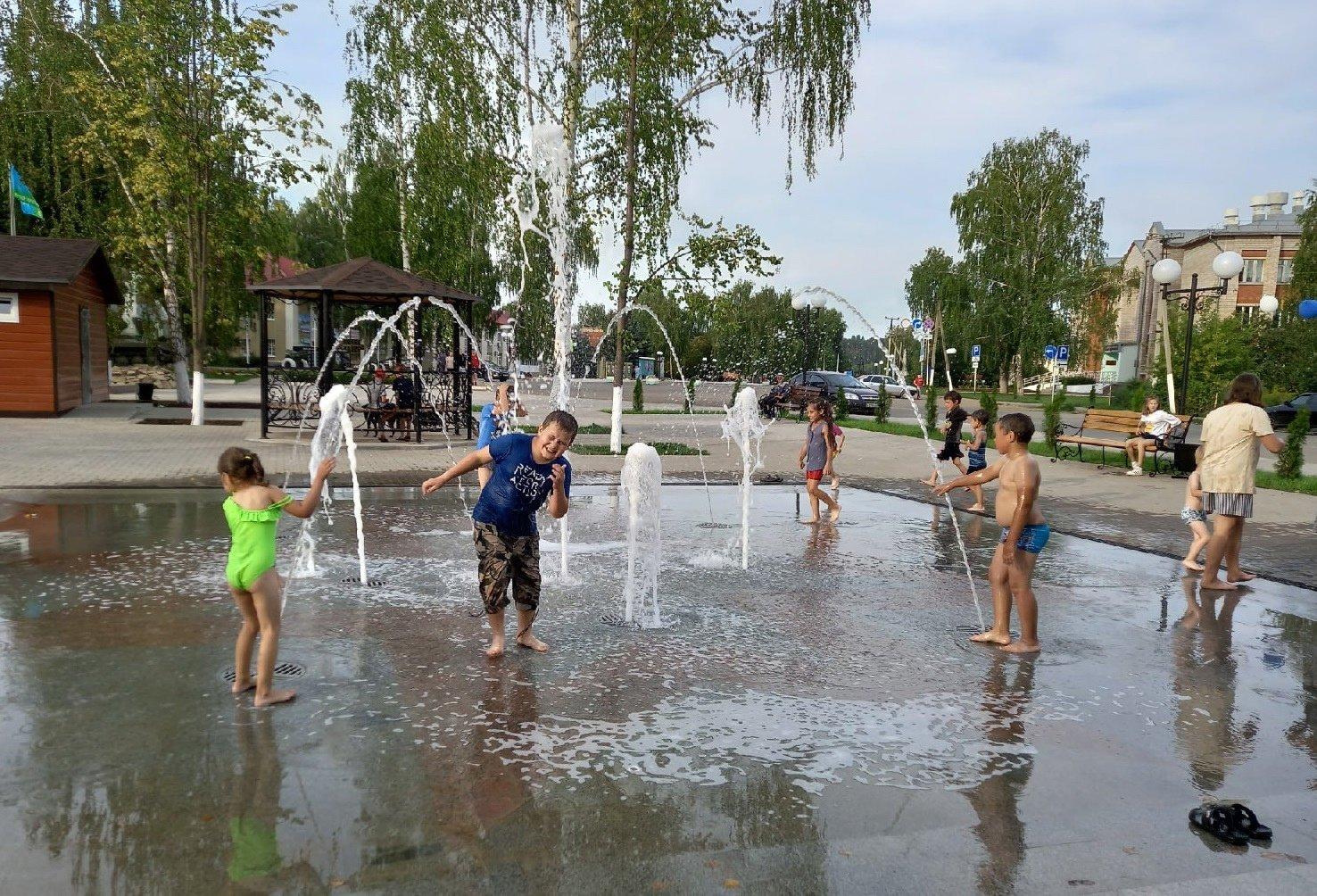 Еще один сухой фонтан в Удмуртии, возвращение Юлии Каримовой с Олимпиады и угроза торнадо в Поволжье: что произошло минувшей ночью