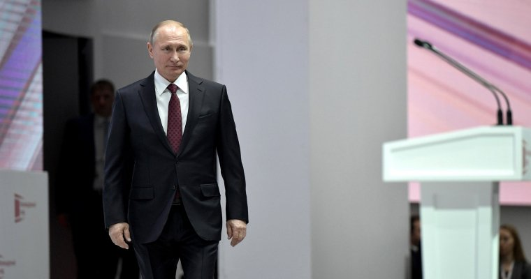 Путин: жители Америки, вы впрочем нормальные люди?