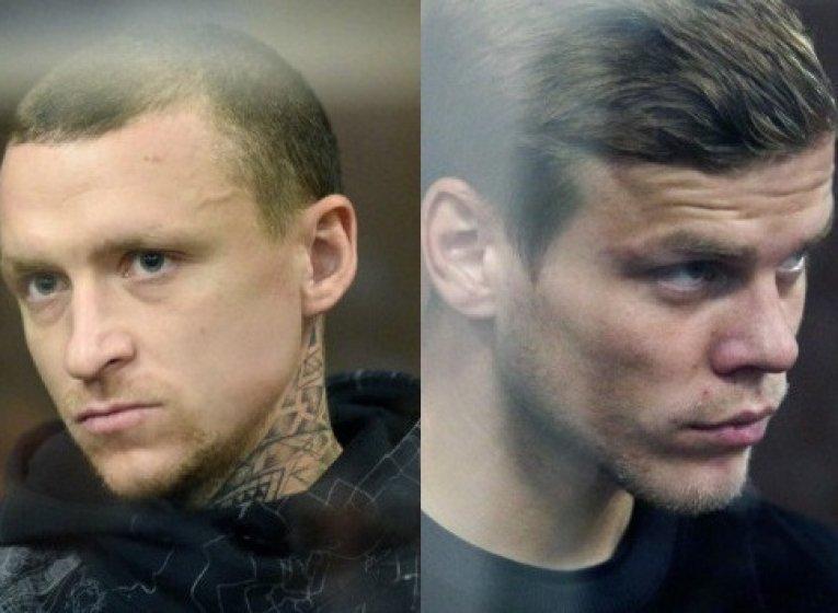 Уголовное дело футболистов Кокорина и Мамаева передали в ...