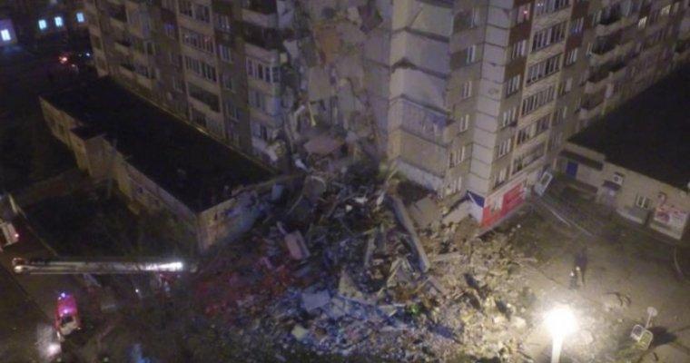 МЧС: из-под завалов вИжевске извлечены два человека