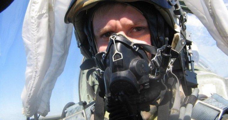 Тело русского пилота, погибшего вСирии, доставили вРФ