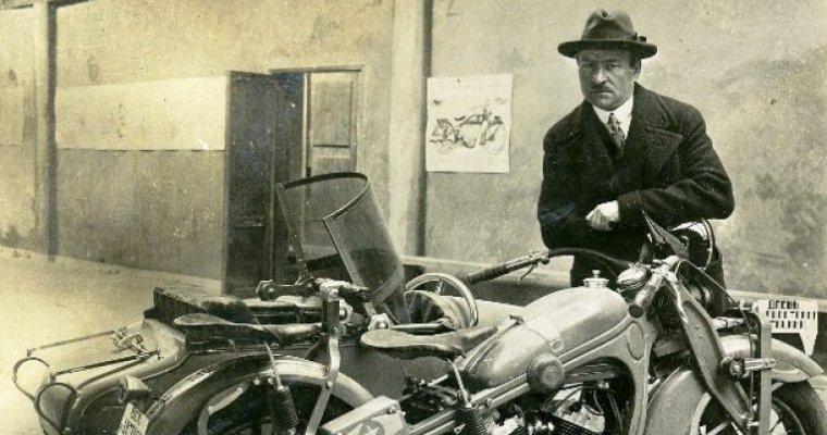 ВИжевске появится монумент конструктору мотоцикла «Иж»