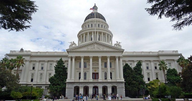 Предприниматель хочет инициировать референдум поразделу Калифорнии