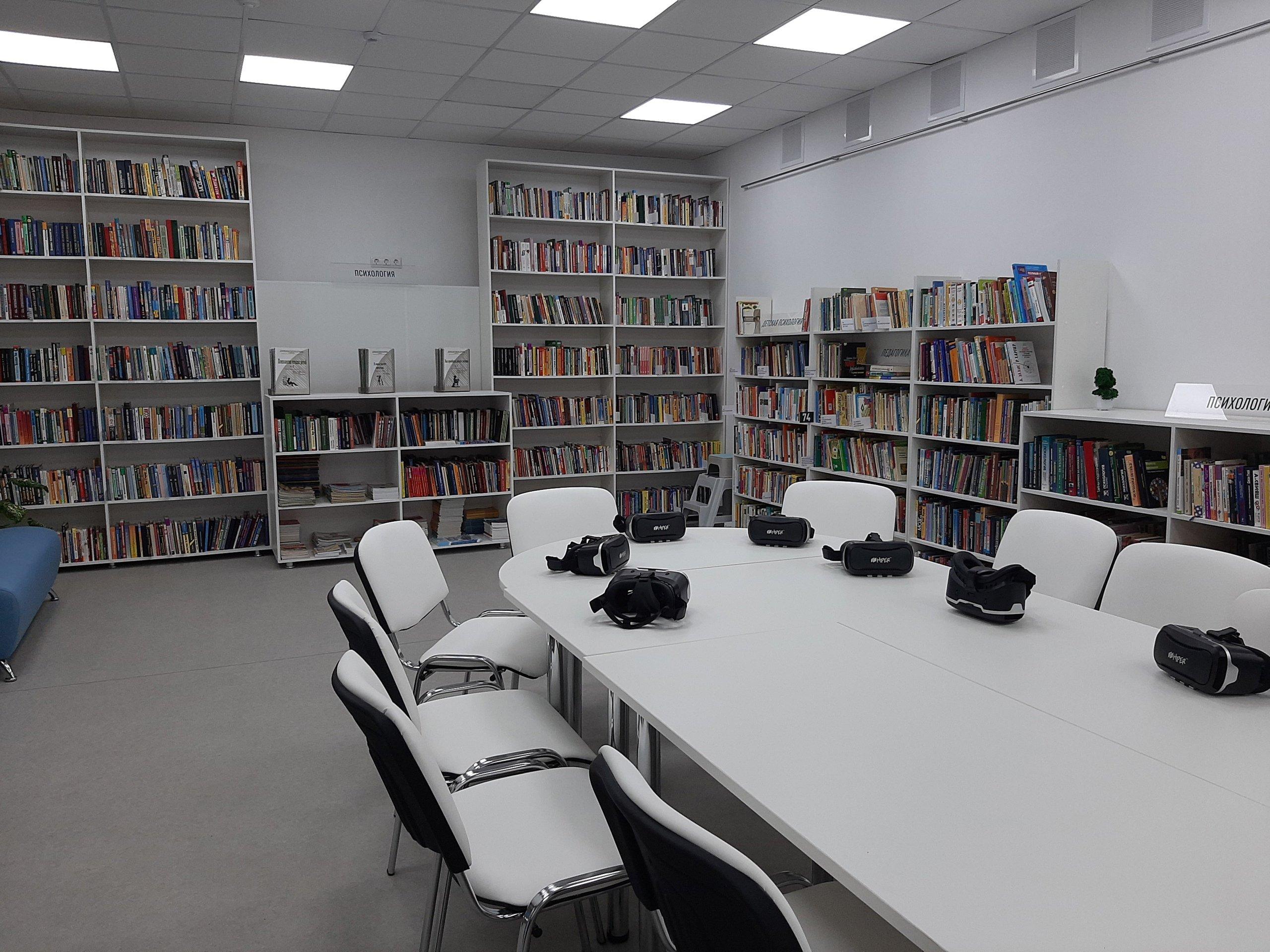 В Ижевске открылась вторая модельная библиотека
