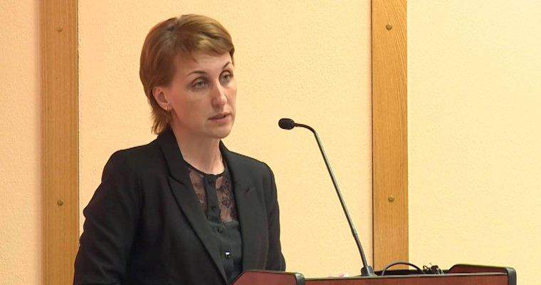 Ольга Сорокина будет исполнять обязанности руководителя Воткинска