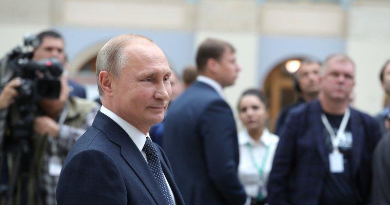 Путин утвердил почетное звание «Заслуженный репортер РФ»