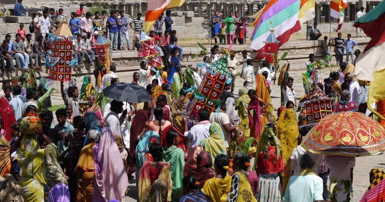 ВИндии протестуют из-за выхода фильма «Падмават»