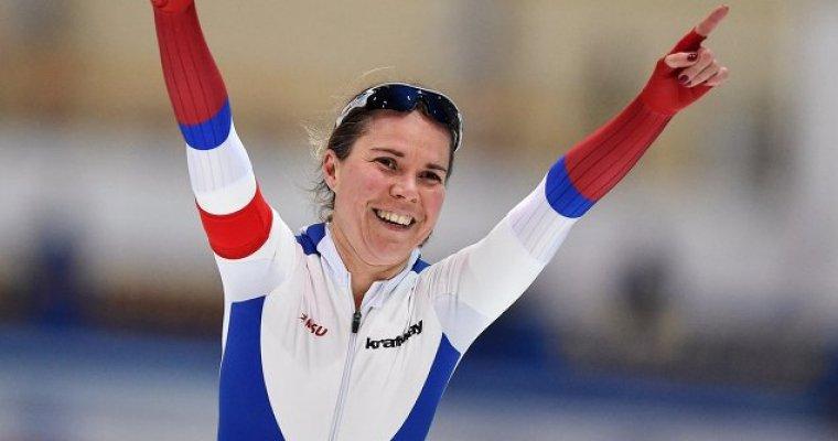 Допущенная доОИ-2018 русская конькобежка отказалась отучастия виграх