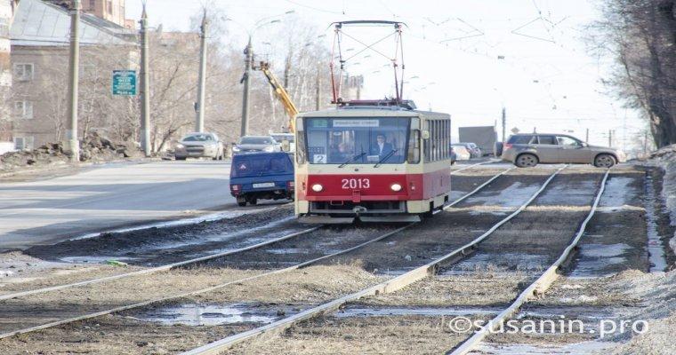Новая трамвайная остановка появится наулице Орджоникидзе вИжевске