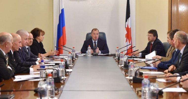 Три кандидата отобрано для замещения должности руководителя Балезинского района Удмуртии