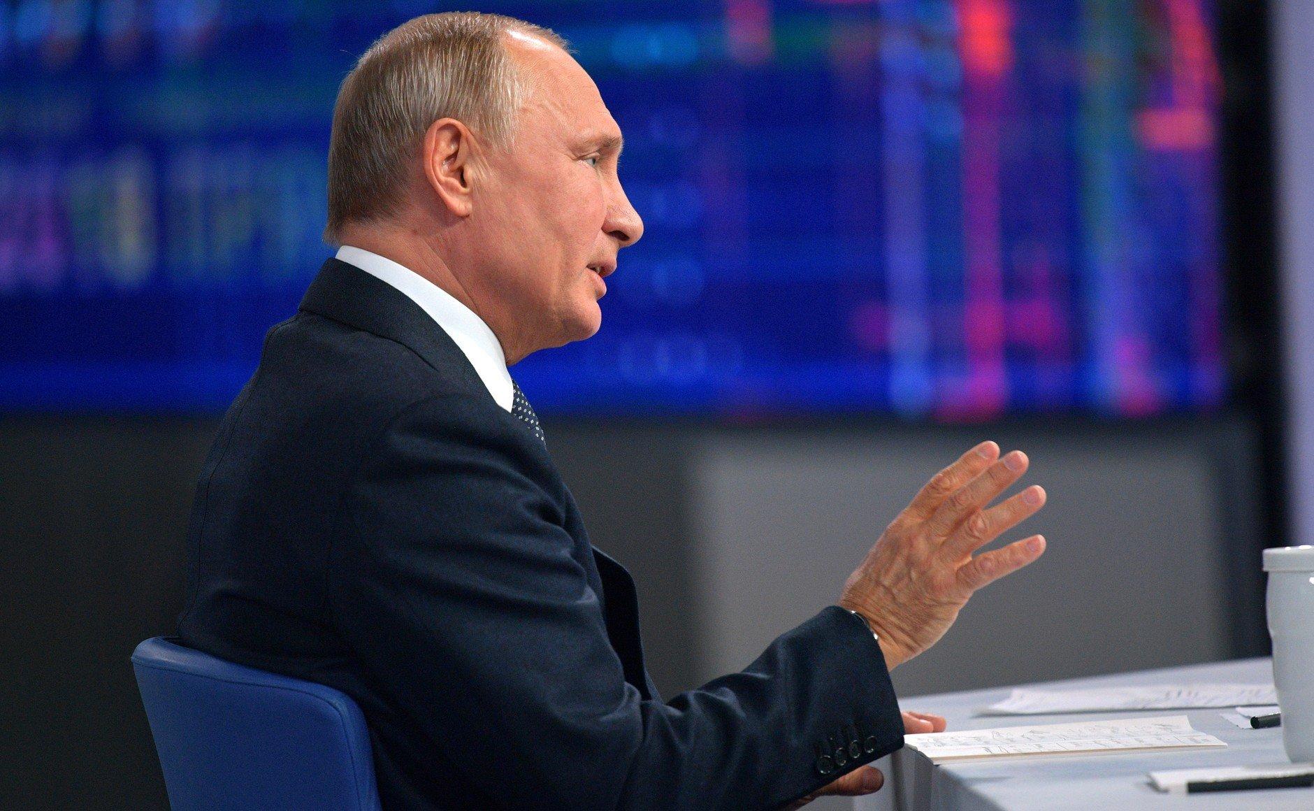Операция вСирии является уникальным боевым опытом дляВС РФ — Путин