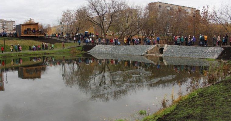 В Ижевске торжественно открыли сквер Оружейника Драгунова