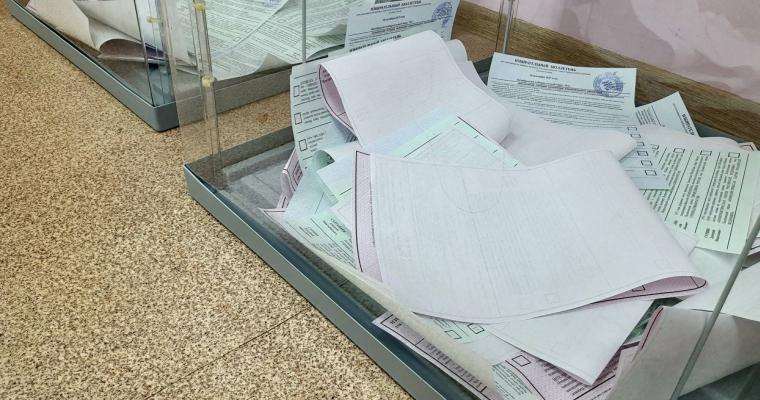 Руководитель Удмуртии проголосовал навыборах лидера Российской Федерации ВИДЕО ФОТО