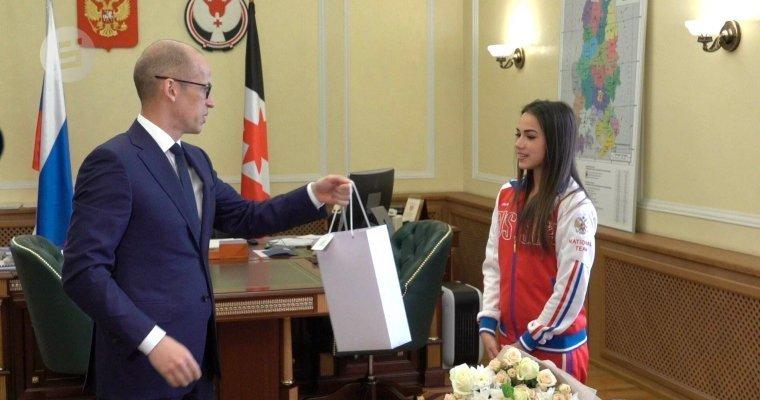 Уроженка Удмуртии фигуристка Алина Загитова поведала о новоиспеченной программе