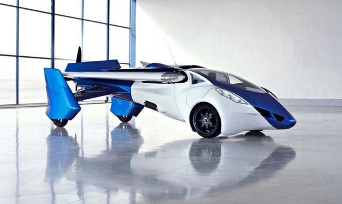future cars that fly