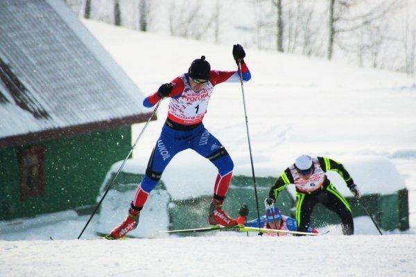 индивидуальной гонке классическим стилем на всероссийских соревнованиях занял удмуртский лыжник евгений вахрушев