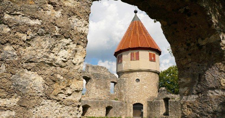 Замок воФранции, где скончался Ричард Львиное Сердце, выставили на реализацию