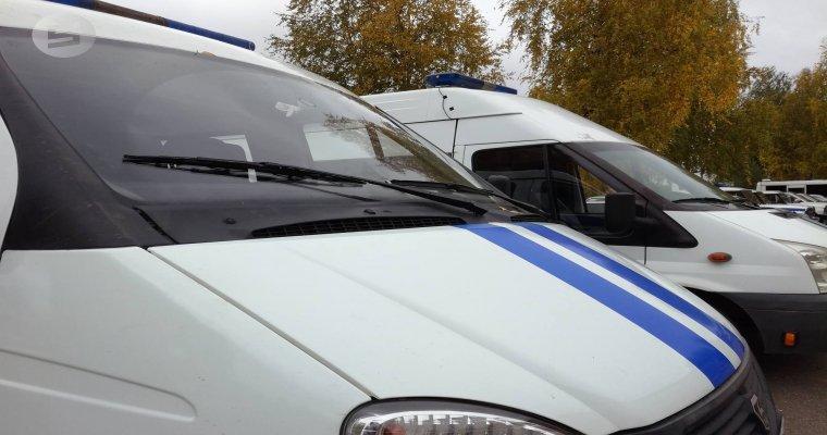Несколько сообщений оминировании школ вИжевске поступило из различных источников ФОТО