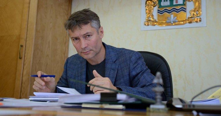 Мэр Екатеринбурга Евгений Ройзман написал объявление оботставке