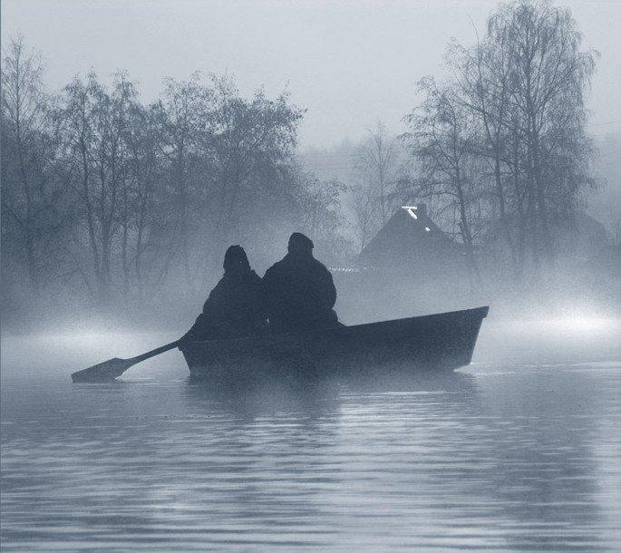 корж монах в лодке картинка хватит сидеть диете