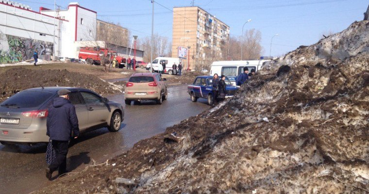 Полицейские приняли решение неэвакуировать граждан улицы Барышникова вИжевске