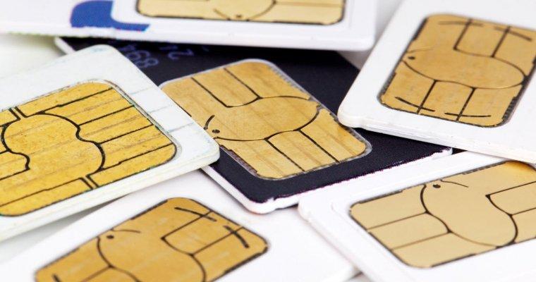В государственной думе рассмотрят законодательный проект, ужесточающий правила продажи SIM-карт