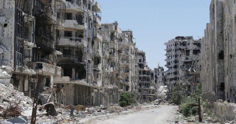 Всирийском Хомсе произошел взрыв, пострадали около 40 человек