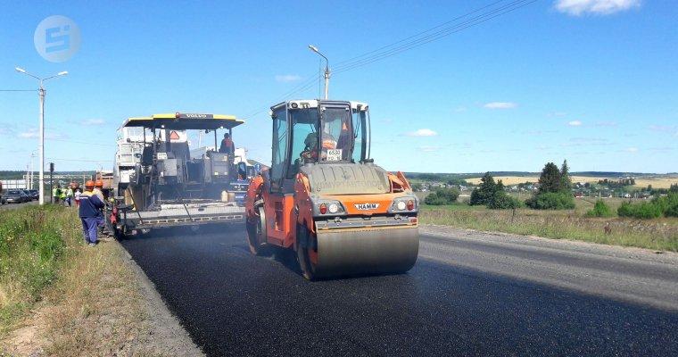 Три дополнительных участка дорог для ремонта могут выбрать граждане Удмуртии