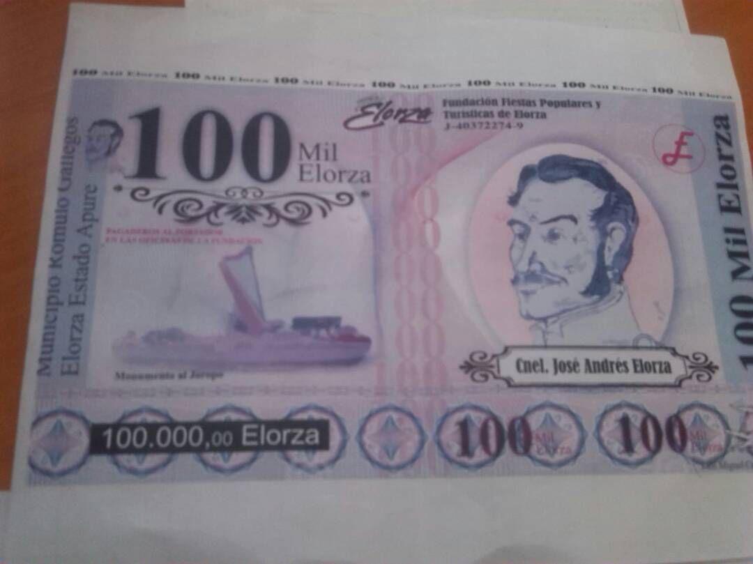 ВВенесуэле возникла еще одна другая валюта из-за дефицита наличности