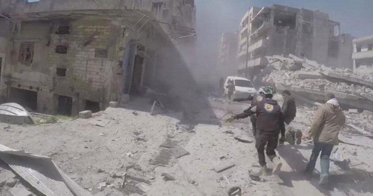ВСирии был использован зарин— Французские разведслужбы