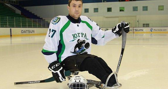 Скончался воспитанник следж-хоккейного клуба «Удмуртия» Андрей Двинянинов