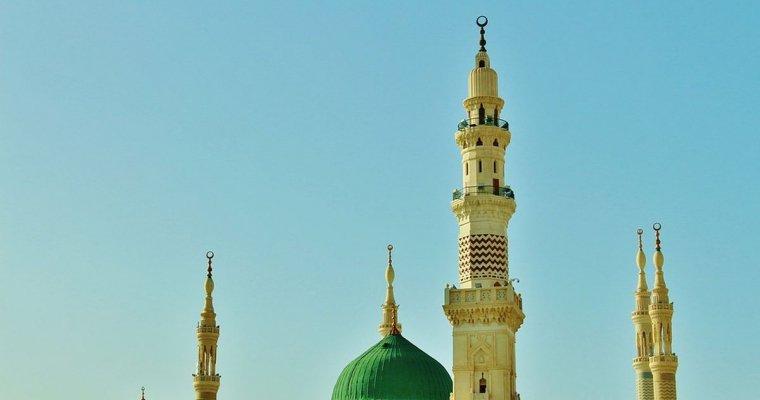 Месяц поста рамадан наступил умусульман