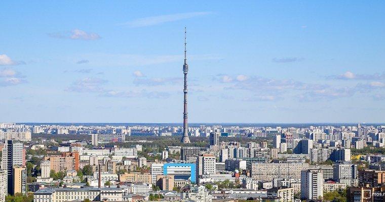 Останкинская телебашня проведет международный забег навысоту 337 метров