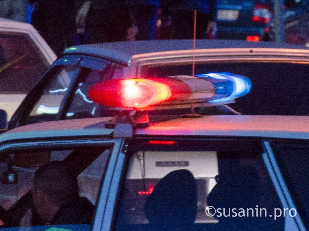 Попытка остановить пьяного водителя в Ижевске обернулась погоней