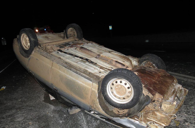 ВУдмуртии нетрезвый  шофёр  «Нивы» врезался в«МАН»