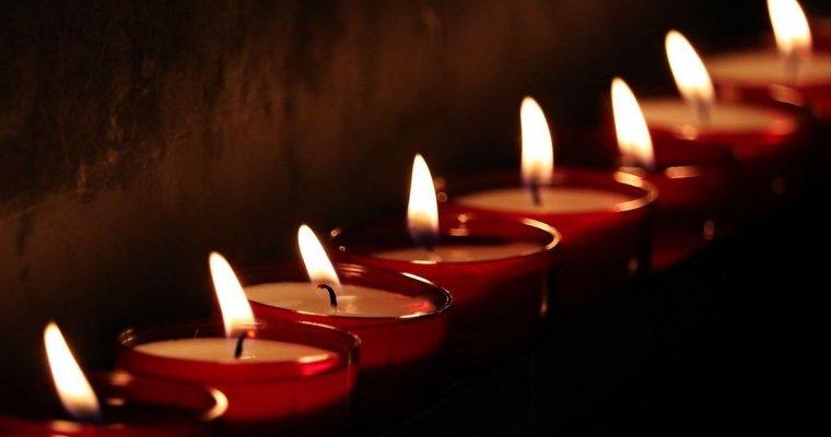 ВВоронеже впамять опогибших вВеликой Отечественной войне зажгли свечки