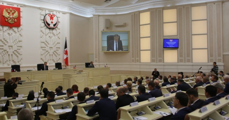 В руководстве Удмуртии объединят несколько министерств