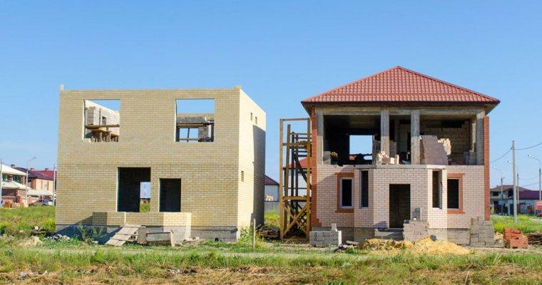 Средняя стоимость частного дома в РФ снизилась до5,3 млн руб.