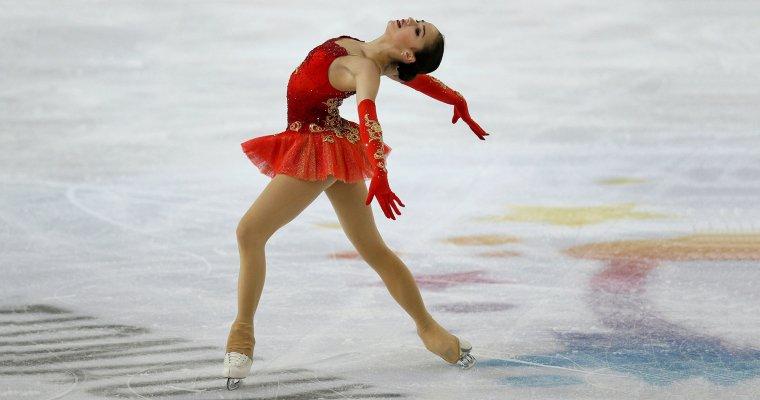 Алина Загитова выиграла чемпионат РФ  пофигурному катанию вПетербурге