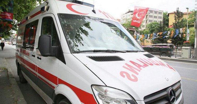 ВТурции перевернулся автобус стуристами, 17 человек пострадали