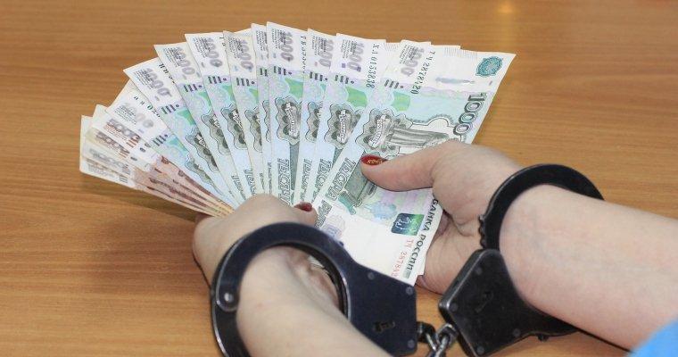 Заместитель начальника регионального отдела судебных приставов вИжевске попалась навзятке