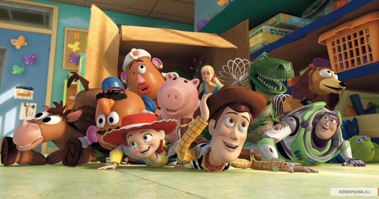 Disney иPixar назвали дату выхода «Истории игрушек 4»