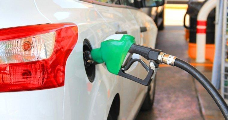 Бензин в столицеРФ упал вцене впервый раз сконца марта