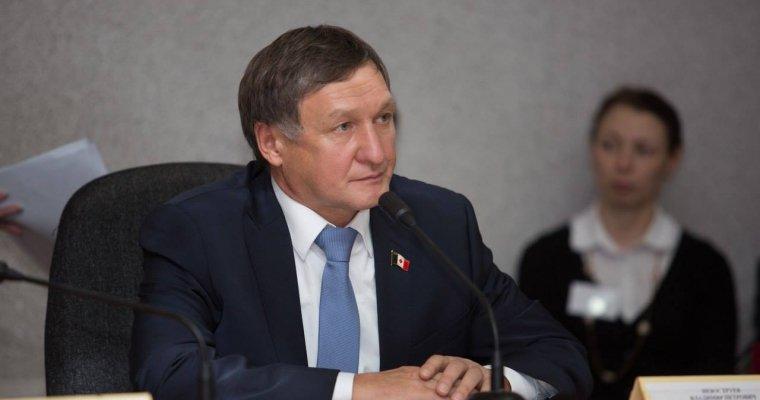 Председатель пензенского Заксобра— в20-ке глав законодательных органовРФ