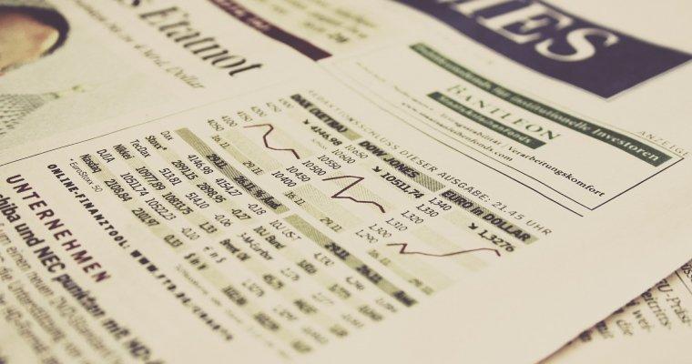 Индекс фондовой биржи Nikkei продемонстрировал  рекордное падение за18 лет