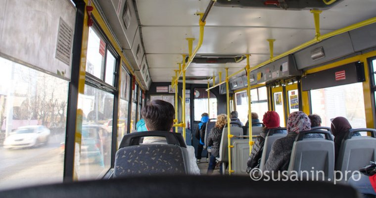 На44% возросло  количество ДТП савтобусами вУдмуртии
